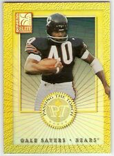 GALE SAYERS 2000 DONRUSS ELITE PASSING THE TORCH PT-11 SN #/1500 CHICAGO BEARS