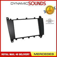 CD Stereo Surround Fascia Panel For Mercedes C-Class 2004-2007