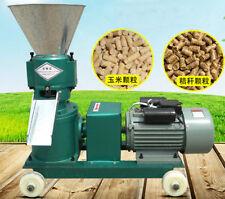 120 animal l'alimentation du bétail Pellet Mill/Pellet presse production Max 100KG/H