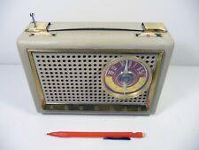 Grundig Music Transistor Boy E100 working.