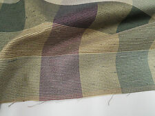 JF Fabrics Pattern Bergamo Color #56 Plaid 1.1 Yd x 55 In Polyester Blend