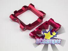 ALUMINUM FRONT & REAR LOWER PIVOT BLOCK R TEAM LOSI 1/18 MINI-T BAJA ALLOY ARM