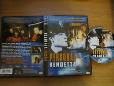 Personal vendetta de Stephen Lieb avec Mimi Lesseos, DVD,Thriller/Action