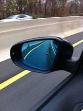 ASPHERICAL BLIND SPOT HEATED MIRROR GLASS PAIR for MK6 VW GOLF GTi R32 2010-14