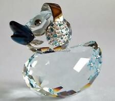 SWAROVSKI CRYSTAL HAPPY DUCK - SNOWFLAKE 5136374 MINT BOXED RETIRED RARE