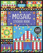 Mosaic Sticker Book by Usborne Publishing Ltd (Paperback, 2013)
