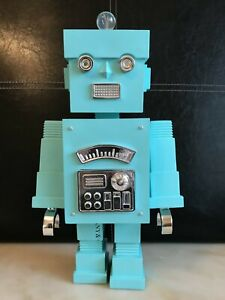 Extremely Rare TIFFANY & CO robot figure statue vip gift store display box