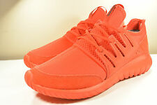 DS 2016 ADIDAS TUBULAR RADIAL RED X RED 11 , 13 RAF SIMONS RICK OWEN SUPERSTAR