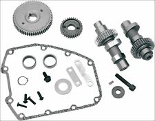 S&S Cycle 640G Grind Gear Drive High Lift Cam Kit .640 Harley Twin Cam 07-16
