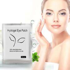 100pcs Natural Hydrogel Eye Patch Under Eye Mask Gel Pads Skin Moisture Tighten