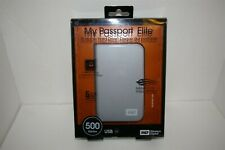 Western Digital My Passport Elite 500GB USB 2.0 External Portable Hard Drive