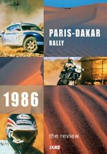 Paris - Dakar Rally 1986 Review (New DVD) Ickx Cowan Metge Neveu Porsche BMW