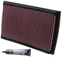 K&N PANEL FILTER - VOLVO 5 CYLINDE S60 S80 V70 XC70 - KN 33-2176