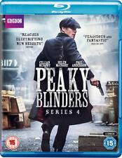 Peaky Blinders: Series 4 Blu-ray (2018) Paul Anderson ***NEW***
