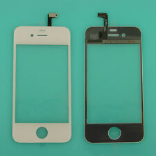 New White Touch Screen Digitizer Glass LCD Lens Panel For iPhone 4 4G