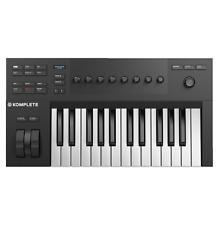 Native Instruments Komplete Kontrol A25 MIDI Keyboard + MASCHINE & KKS Software