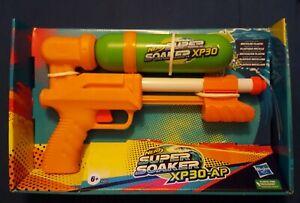 NEW Nerf Super Soaker XP30 AP Water Gun Blaster Pool Beach Summer Fun NIP