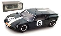 Spark S4948 Lola MK6 GT 'Broadley Lola' Le Mans 1963 - Attwood/Hobbs 1/43 Scale