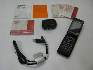 Casio G'zOne Ravine Verizon Flip Celluar Phone