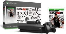 NEW Microsoft Xbox One X 1TB Console - NBA 2K19 Bundle