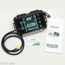 ANALOX ATA PRO TRIMIX ANALYZER - Scuba Dive - 36 Mo O2 Sensor Warranty