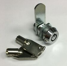 "5/8"" One Keypull Tubular Cam Lock with Two Keys"