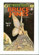 the Twisted Tales of Bruce Jones 3 of 4 . Eclipse 1986 - FN / VF