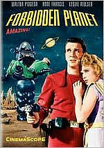 FORBIDDEN PLANET / (FULL ECOA) - DVD - Region 1