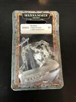Sealed Games Workshop Warhammer 40k Necron Tomb Spyder Metal OOP