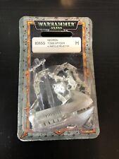 Sealed Games Workshop Warhammer 40k Necron Tomb Spyder Metal OOP