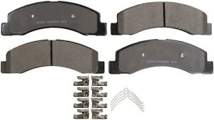 For Ford Excursion F-250 F-350 Super Duty Front Disc Brake Pads Monroe