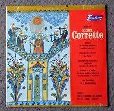 MICHAEL CORRETTE THE MUSIC OF MICHAEL CORETTE SEALED RECORD ALBUM