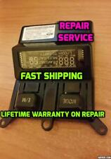 Ford Overhead Compass Temp Fuel  Display Repair Must Send YOURS!