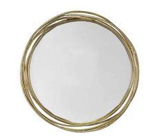 EMDÉ, Brooklyn Multi Circles Wall Accent Mirror, 44x44