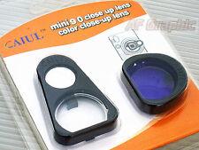 R31a FUJIFILM instax mini 90 Film Self Shoot Mirror Close-UP Filter Lens Plus AU
