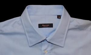 Moncrief London BNWOT Pure Cotton Regular Fit Designer Shirt RRP 85 17/43