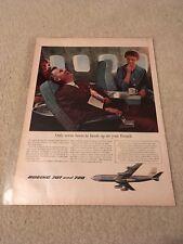 Original 1958 Boeing Ad