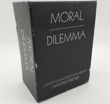 Moral Dilemma Ethical Debate Game 2016 Lion Rampant Imports