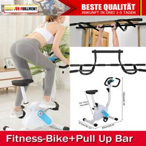 Indoor Home Heimtrainer Fahrrad Ergometer Cardio Fitness-Bike Trimmrad Cycling