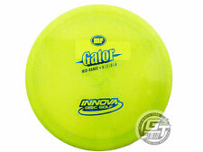 New Innova Champion Metal Flake Gator 175g Yellow Blue Foil Midrange Golf Disc