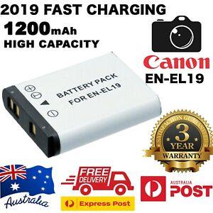 EN-EL19 Battery For Nikon Coolpix Camera A100 A300 S2550 S3700 -HIGHEST Capacity