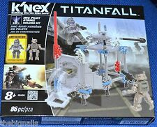 TITANFALL Limited Edition Mini Figures K'NEX box set  New