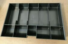 Two Steelmaster Mmf Replacement Cash Tray 221m23 For2215cbtgy Cash Box Drawer