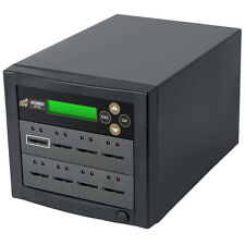 1 to 7 SD Secure Digital Multiple Memory Cards Copy Duplicator Tower System