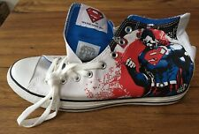 Converse All Star Chucks 11 EU 45 SUPERMAN LIMITED EDITION MARVEL DC COMIC