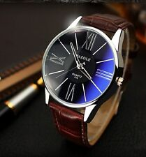 Quartz Mens Traditional Water Resistant Watch