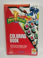 Mighty Morphin Power Rangers Coloring Book CD-ROM for Windows 3.1 MAC OS 7.1 NEW