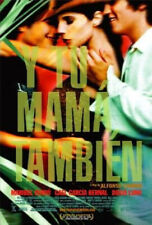 Y Tu Mama Tambien (2002) original Dvd/video poster - single-sided - rolled