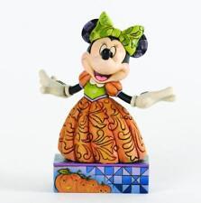 Jim Shore Pumpkin Queen Minnie Halloween Disney Traditions 4033280 MIB