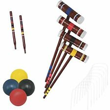 Franklin Recreational Croquet Set